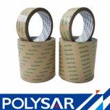 Ruban adhésif acrylique de température élevée avec le papier d'emballage