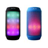 Stereolithographie neue drahtlose der Spalte-LED Impuls-Lautsprecher-bunte Lichter FreisprechAltavoz des Sport-3D