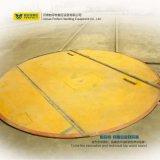 Deux Cross-Rails Turnplate électrique industriel pour le poly mouvement directionnel