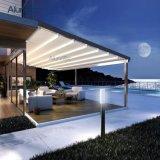 Pergola тента крыши предохранения от дождя Retractable
