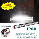 4 barre d'éclairage LED du combo 32inch 50000lm 500W 12V d'inondation d'endroit de rangée