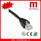 Rallonge de câble Ethernet RJ45, montage sur panneau