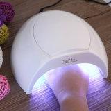 Sun2c белый свет 365 нм+405нм индикатор УФ лак для ногтей осушителя