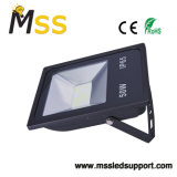 China 50W Reflector LED Slim de la Iluminación exterior - China proyector LED, REFLECTOR LED