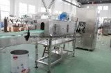 Semi-Автоматический детержентный тоннель Shrink пара Labeler Shrink втулки бутылки для ярлыка любимчика PVC