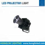屋外の庭プロジェクター12Wクリー族LEDのフラッドライトをつけるLED