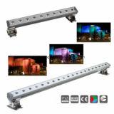 20X2w IP68 RGB LED Wand-Unterlegscheibe-Licht