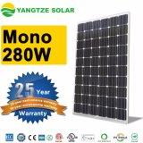 Comitati solari monocristallini di 250W 260W 270W 280W PV sul tetto piano