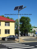 indicatore luminoso di via solare di 9m 130W LED con Ce&RoHS&FCC