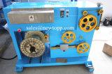 Type horizontal machine d'OR d'emballage de câble de double couche