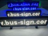 Esteuertes LED bewegliches Zeichen des Handy-für kleinen Bus
