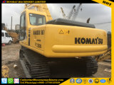 Usado original en japonés excavadora sobre orugas Komatsu PC200-6/PC200-6 Excavadora