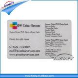 Gute Qualitätslamellierter Plastik-Belüftung-Karten-Druckoberfläche Lech oder Gloosy