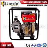bomba de água Diesel portátil do motor 3inch Diesel para a venda