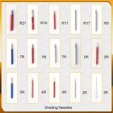 Стерилизовать Microblading 19 раунда угол затенения иглы 50ПК