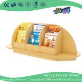 유치원 이동할 수 있는 나무로 되는 아동 도서 선반 (HG-4601)