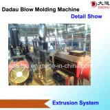Blasformen-Maschine, zum der IBC Behälter, Doppelt-Seite Ladeplatten zu produzieren