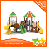 Сдвиньте дошкольного возраста стандартные пластмассовые открытый игровая площадка для детей в раннем возрасте