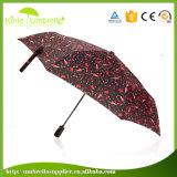 Matériau de Shenzhen de qualité pour le parapluie se pliant