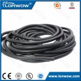 高品質PVC上塗を施してある適用範囲が広いコンジット