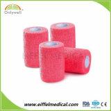 綿の高品質多彩な多目的OEMの多彩な凝集の包帯