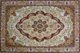 花模様のカーペットのタイルの磨かれた水晶陶磁器の床タイル1200X1800mm (BMP83)