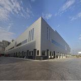 Het hete Gegalvaniseerde Frame van de Structuur van het Staal voor Workshop & Pakhuis