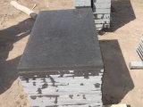 Granito nero naturale/nero nero/puro assoluto/mattonelle nere di Mogolian piccole