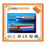 Collegare di alluminio piano ignifugo del fodero del PVC isolato PVC