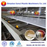 Feuille de mousse PVC en plastique de la croûte Ligne d'Extrusion