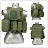 I militari neri dell'esercito del pitone combattono la maglia di campeggio di sicurezza tattica morbida