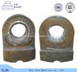 Hamer van de Maalmachine van het Mangaan van de Delen van de Apparatuur van de mijnbouw de Gietende