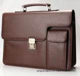 Стильные шикарные мешки PU кожаный для портфолиа портфеля человека