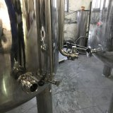 30.000L fertilizante cuba de fermentación de acero inoxidable