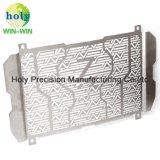 Kundenspezifische Herstellungs-neue Produkte CNC-Präzision, die Kawasaki-Motorrad-Teile maschinell bearbeitet