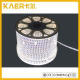 220V SMD 2835 180 grânulos cada barra clara do diodo emissor de luz de 50m