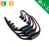 Écouteur sans fil de Bluetooth d'écouteurs d'écouteur rechargeable de Bluetooth pour le sport