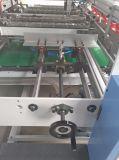 Duas partes da caixa da caixa que cola a máquina