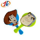 Petit jouet en plastique conçu neuf de bille de raquette pour la promotion