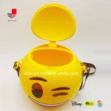 Calculador de ABS Recipiente balde de pipocas brinquedos de plástico