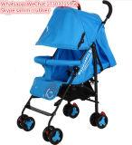 Baby-Spaziergänger-Typ und Aluminiumlegierung-Rahmen-Material-Spaziergänger