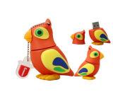 Penne animali del USB del regalo degli uccelli del pappagallo