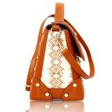 Dame Bag Fashion Shoulder Brand Handtas van het Leer van de premie Zachte Comfortabele voor het Werk, het Winkelen