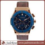 Custom мужчин Quartz смотреть на запястье, роскошь мода кварцевые часы