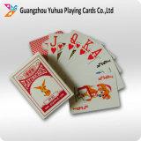 Costume que anuncia o fornecedor de China dos cartões de jogo