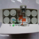 Polvo humano Bodybuilding 2mg/Vial 86168-78-7 del acetato de Sermorelin del péptido del crecimiento del músculo