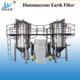Bier-Mikrodiatomit-Filter