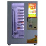 Edificio de oficinas Pizza máquina expendedora de alimentos saludables en China