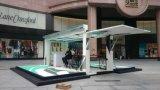 Beweegbare Kiosk