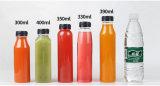 Bottiglia per la bevanda trasparente creativa a gettare dell'animale domestico, bottiglia della bevanda della spremuta